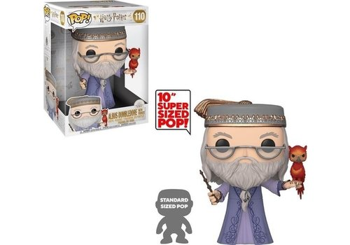 Harry Potter POP! - Albus Dumbledore with Fawkes 10 Inch