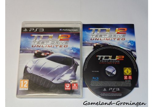 Test Drive Unlimited 2 (Compleet)