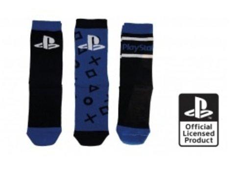 PlayStation - 3-Pack Sokken