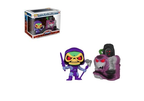 Masters of the Universe POP! - Skeletor with Snake Mountain