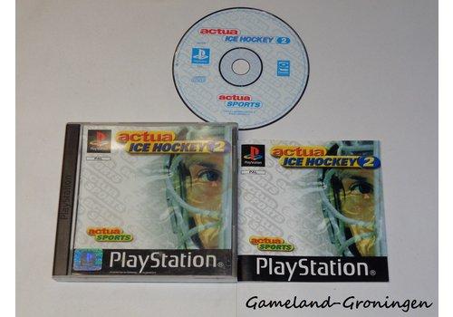 Actua Ice Hockey 2 (Complete)