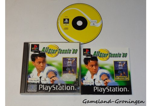 All Star Tennis 99 (Complete)