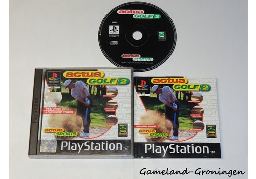 Actua Golf 2 (Compleet)