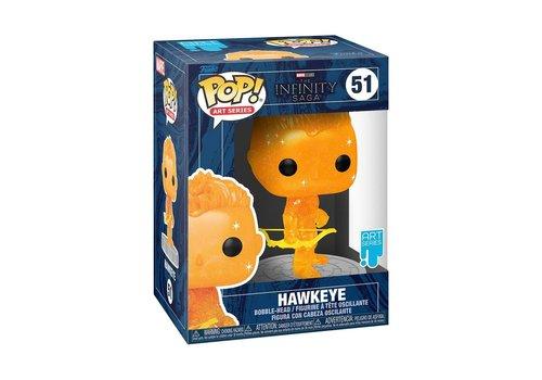Marvel The Infinity Saga POP! - Hawkeye (Art Series)