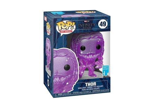 Marvel The Infinity Saga POP! - Thor (Art Series)