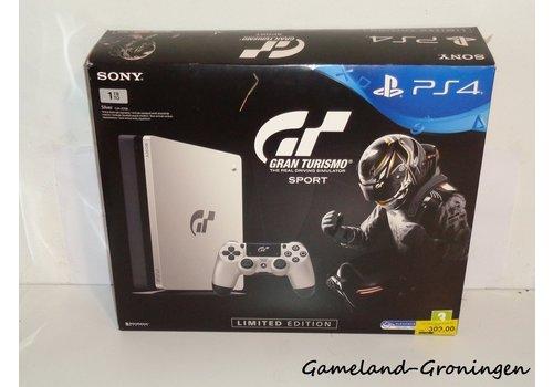 PlayStation 4 Slim 1TB Gran Turismo Sport Limited Edition Pack