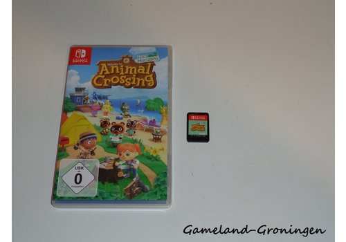 Animal Crossing New Horizons (Complete)