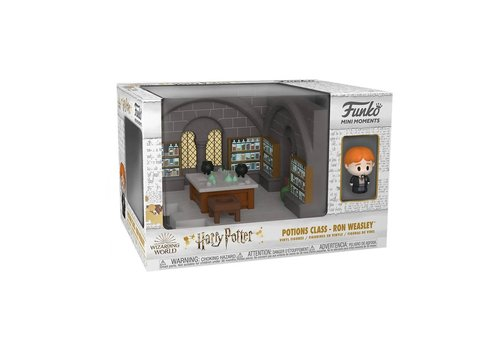 Harry Potter Mini Moments POP! - Potions Class - Ron Weasley