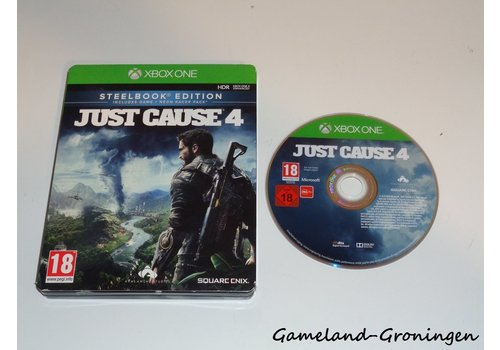 Just Cause 4 Steelbook Edition (Complete)