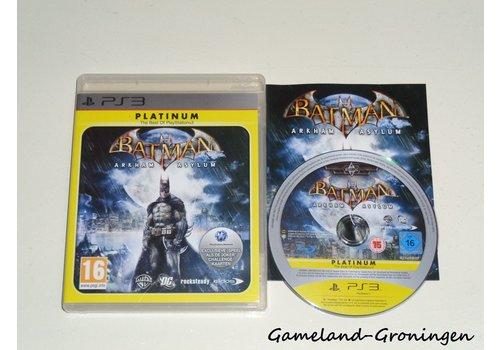 Batman Arkham Asylum (Complete, Platinum)