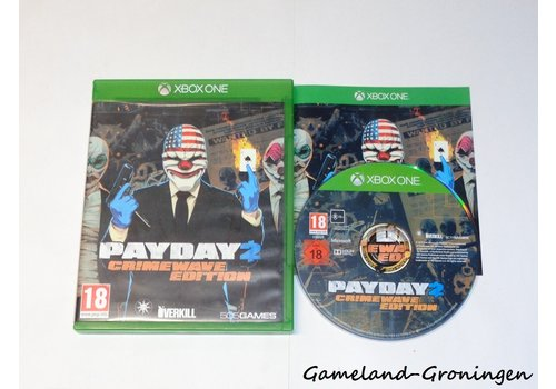 Payday 2 Crimewave Edition (Compleet)