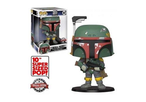 Star Wars Empire Strikes Back POP! - Boba Fett 10 Inch