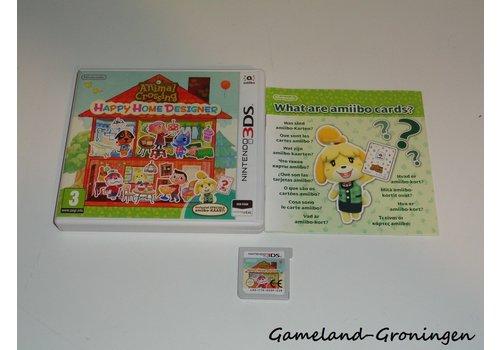 Animal Crossing Happy Home Designer (Compleet, HOL)