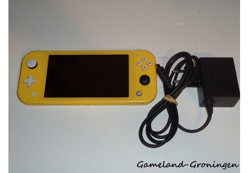 Nintendo Switch Lite Console (Geel)