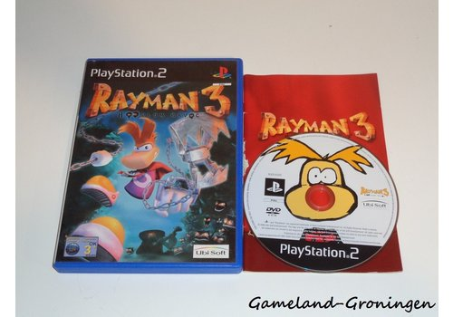 Rayman 3 Hoodlum Havoc (Compleet)
