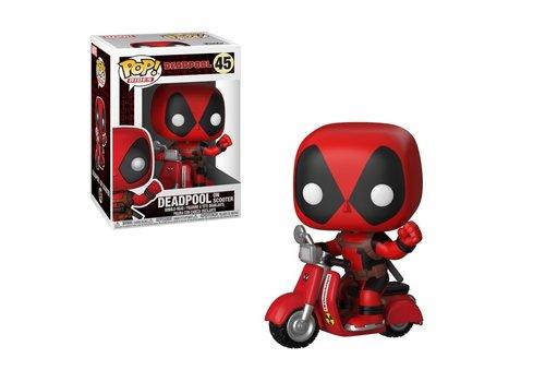 Deadpool POP! - Deadpool on Scooter