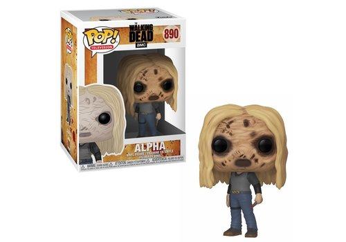 The Walking Dead POP! - Alpha