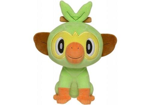 Pokémon - Grookey Knuffel 20 cm