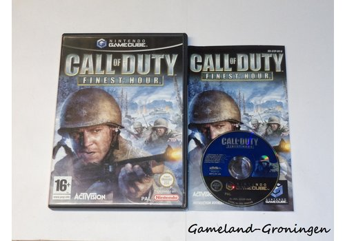 Call of Duty Finest Hour (Complete, EUR)