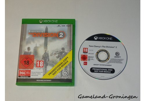 Tom Clancy's The Division 2 (Compleet)