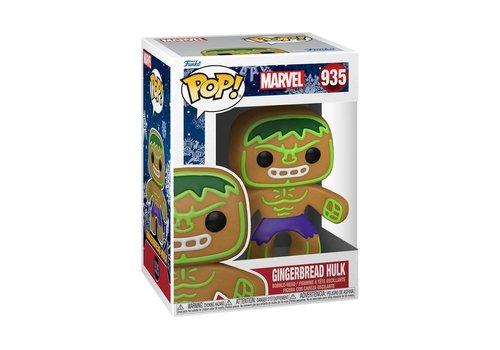 Marvel Holiday POP! - Gingerbread Hulk