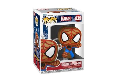 Marvel Holiday POP! - Gingerbread Spider-Man