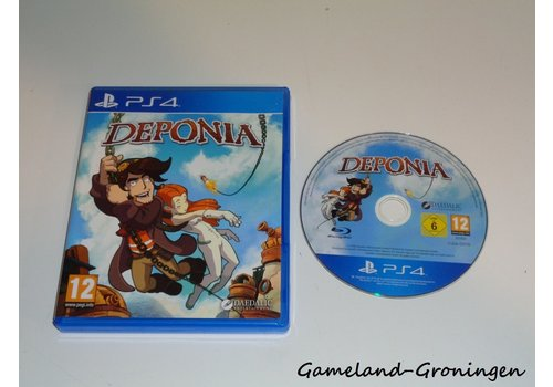 Deponia (Complete)