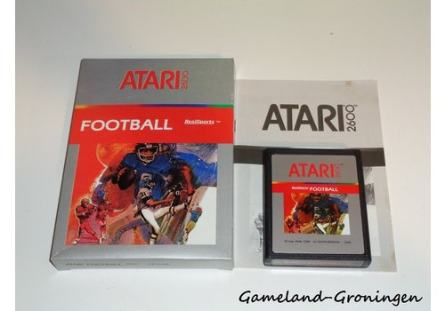 RealSports Football (Complete)