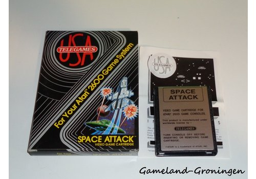 Space Attack (Compleet)