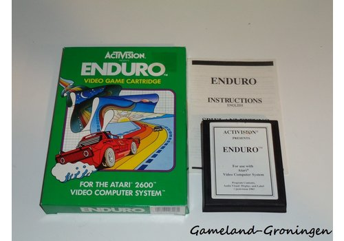 Enduro (Compleet)