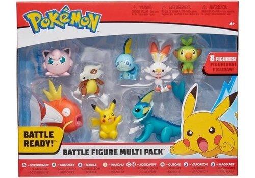 Pokémon - Battle Figures 8 Pack Wave 5