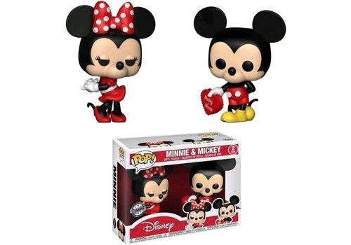 Disney POP! - Minnie & Mickey 2-Pack