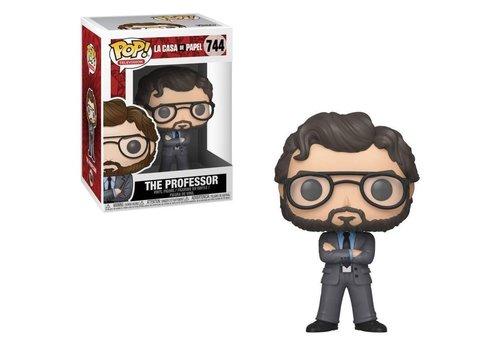 La Casa de Papel POP! - The Professor