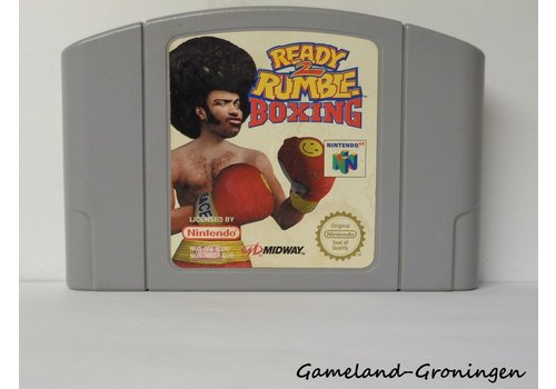 Ready 2 Rumble Boxing (EUR)
