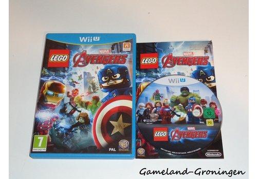 Lego Marvel Avengers (Complete, SCN)