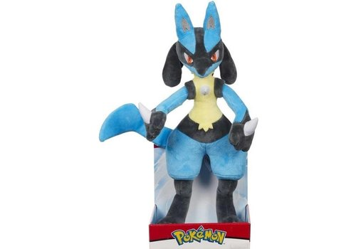 Pokémon - Lucario Plush 30 cm
