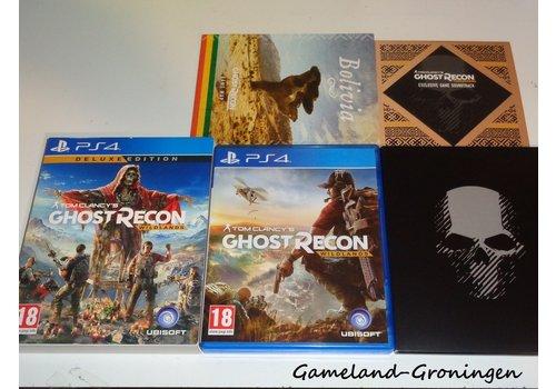 Tom Clancy's Ghost Recon Wildlands Deluxe Edition (Compleet)