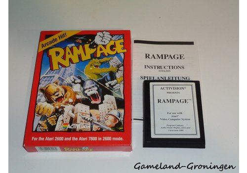 Rampage (Compleet)