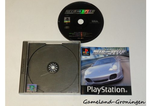 Need for Speed Porsche 2000 (Boxed)