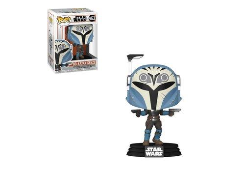 Star Wars The Mandalorian POP! - Bo-Katan Kryze