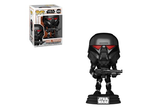Star Wars The Mandalorian POP! - Dark Trooper
