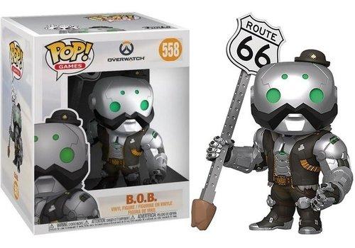 Overwatch POP! - B.O.B. 6 Inch