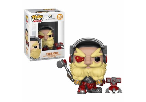 Overwatch POP! - Torbjorn