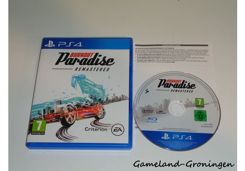 Burnout Paradise Remastered (Compleet)