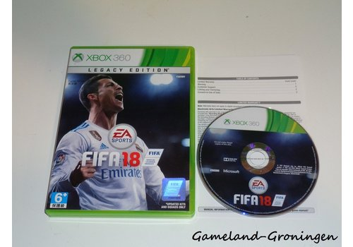 FIFA 18 Legacy Edition (Compleet)