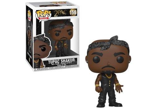 Tupac POP! - Tupac with Bandana