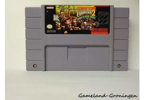Donkey Kong Country 2 Diddy's Kong Quest (NTSC/USA)