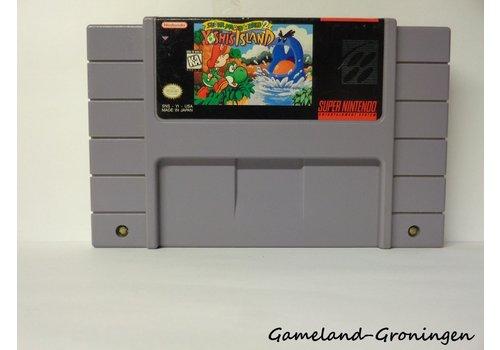Super Mario World 2 Yoshi's Island (NTSC/USA)