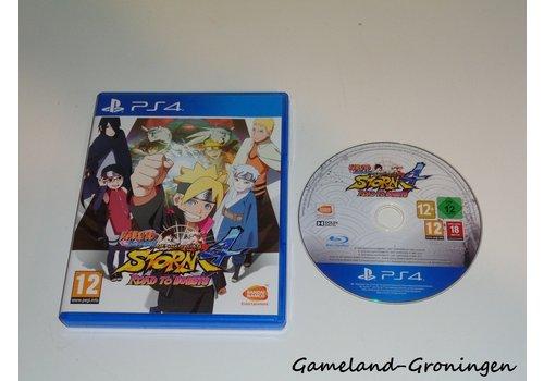 Naruto Shippuden Ultimate Ninja Storm 4 Road to Boruto (Compleet)