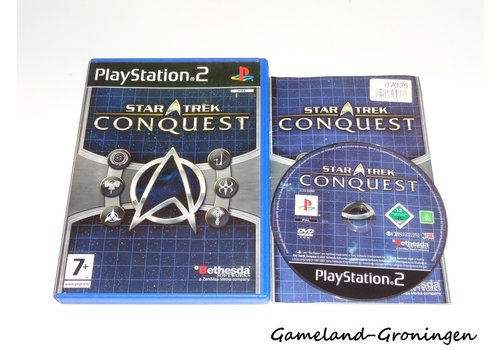 Star Trek Conquest (Compleet)
